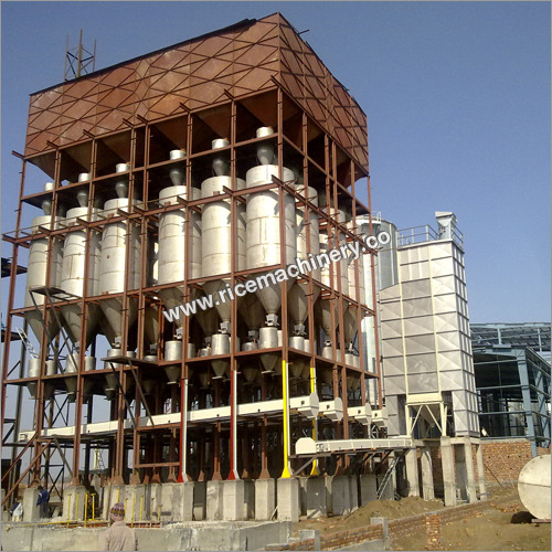 Paddy Parboiling Plant (Three Stage)
