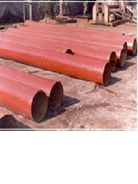 Fabricated Pipes