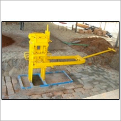 Manual Fly Ash Brick