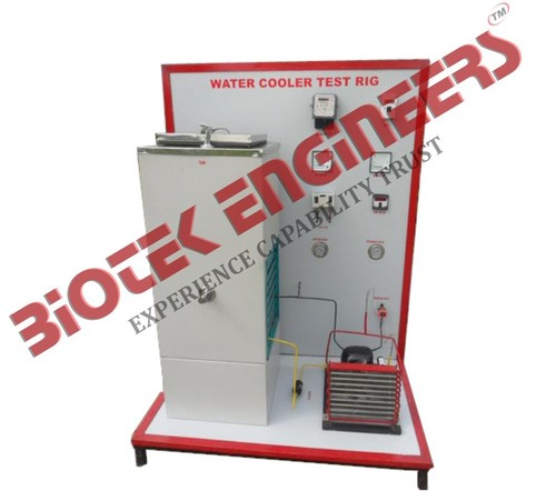 Refrigeration Air Conditioning Lab Equipments