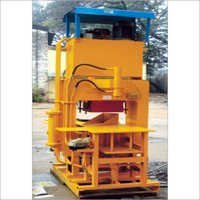 Heavy Duty Concrete Paver Block Making Machine