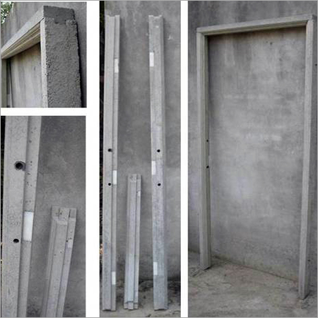 Concrete Door & Window Frame Making Machine