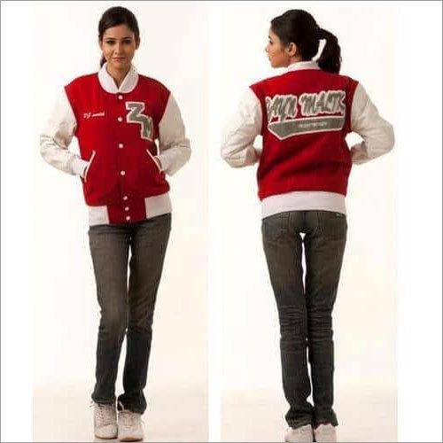 Letterman Varsity Jackets For Girls