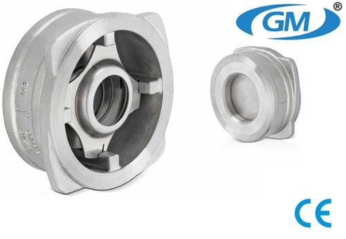 Non Slam Disc Check Valve
