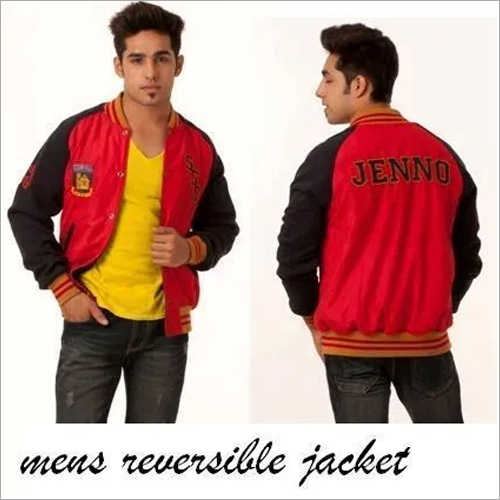 Light Weight Polyester Varsity Jackets