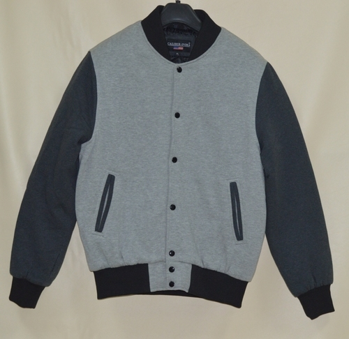 Light Weight Full Fleece Varsity Jackets