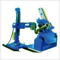 Chuck Hydraulic Welding Positioner