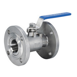 Investment-casting-ball-valve-single-piece-flange