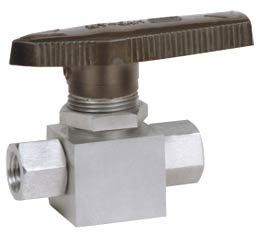 Panel Mounting Ball Valve Two Way