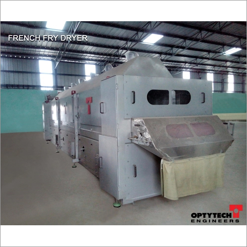 French Fries Dryer Plant