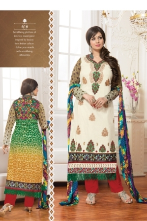 Ladies Indian Suits