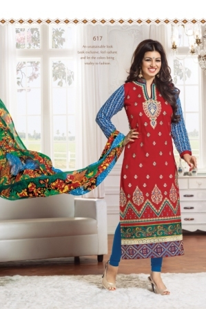 Bridal Salwar Suit (Tiara)