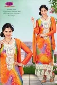 Digital Multicolor Designer Suit