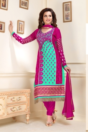 Latest Salwar Suits Designs (Sufiyana)
