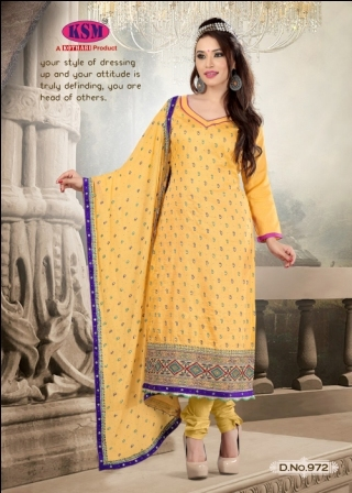 Stylish Straight Dress (Naaz)
