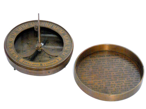 Antique Beauty with Calender Compass