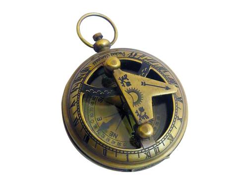 Dalvey Style Pocket Compass