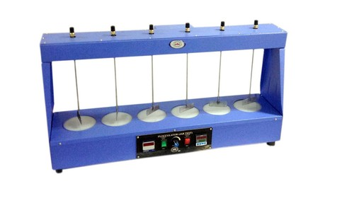 Flocculation Jar Tester Equipment