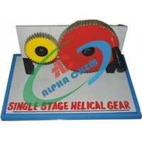 Single Stage Helical Gears