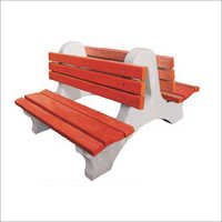 Double Side Chair Bench