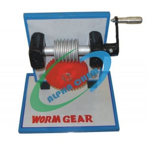 Worm Gears Model