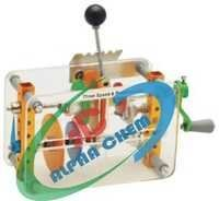 Gear Box(Three speed & reverse gear)