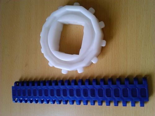Sprocket With Modulor Belts