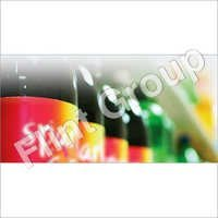 Solvent Based Flexographic Ink