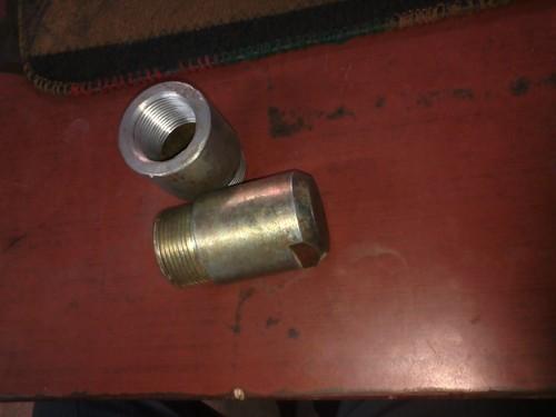 Concrete vibrator parts