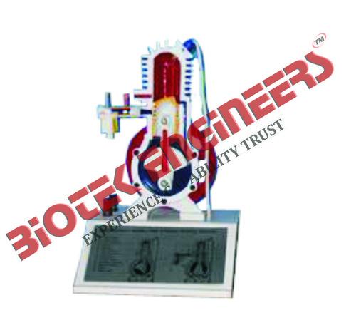 Sectional Working Models Of Petrol & Diesel Engine