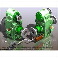 VAS-DLP-V3+ DOUBLE HOUSING-PNEUMATIC-6,600NM-B50