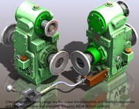 V3+SH-ME PTO GEAR BOX FOR 160 HP FIRE FIGHTING VEHICLES