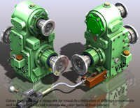 VAS-DLP-V6+ DOUBLE HOUSING-MECHANICAL-8,700NM-B55