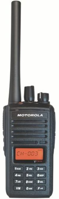 Vertex Walkie Talkie Handset