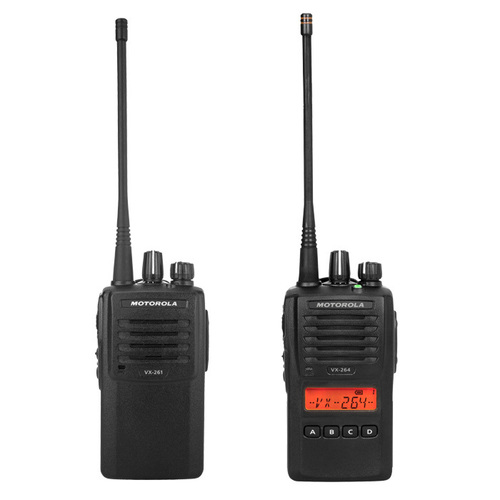 Vertex Standerd Walkie Talkie Handset