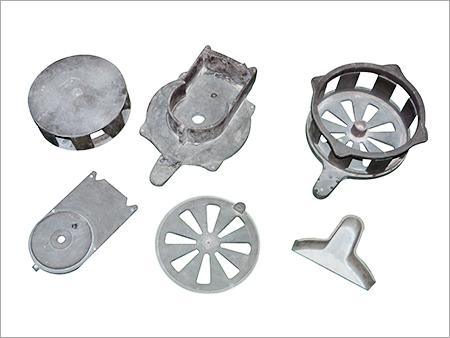 Siren Parts Aluminium Sand Casting