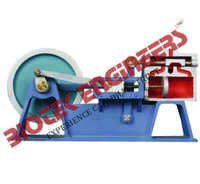 Model Of Piston Valve Steam Engine