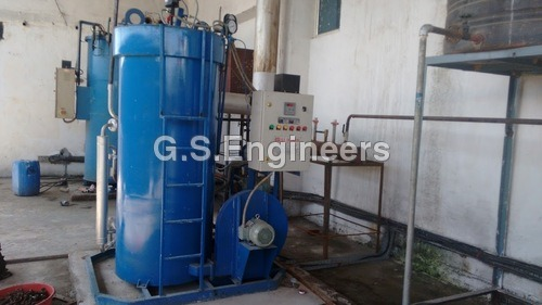 Steam Heat Boiler
