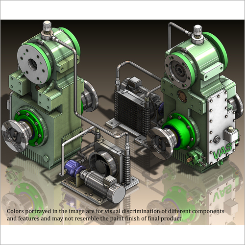 DRIVE LINE POWER TAKE OFF GEARBOX UNITS