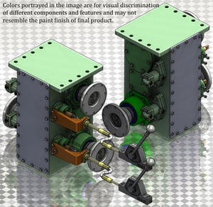 TRANSMISSION GEARBOX UNITS