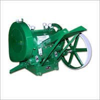 Double Gear Sugarcane Crusher
