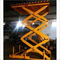 Hydraulic Scissor Goods Lift