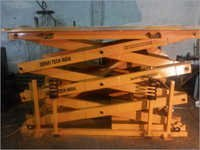 Goods Lifting Scissor Lift