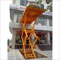 Scissor Lift for Car Lifting