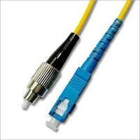 Singlemode Fiber Optic Patch Cords
