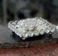 Crystal T light Holder