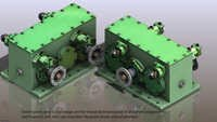 PDU : POWER DISTRIBUTION GEARBOX UNITS