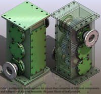 REDUCTION (STEP DOWN) GEARBOX UNITS