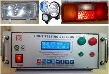 Light Testing Panel
