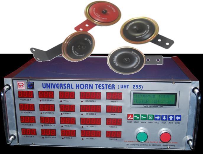 Horn Tester
